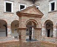 Chiesa degli Zoccolanti, Il Chiostro