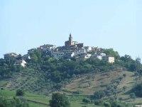 Collevecchio, Veduta
