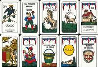 Antiche carte da Cucco